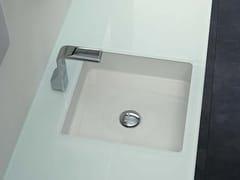 Lavabo da incasso sottopiano in ceramica MINIWASH | Lavabo da incasso sottopiano - Monowash Miniwash Fly