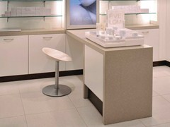 Arredo per negozi in Solid Surface AVONITE | Arredo per negozi - AVONITE SURFACES BY ARISTECH SURFACES