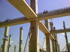 Travi e pilastri a struttura mista acciaio-calcestruzzoTrave - APE