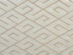 Tessuto da tappezzeria con motivi graficiGUEST - ALDECO, INTERIOR FABRICS