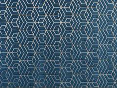 Tessuto da tappezzeria con motivi graficiHOOPSTAR - ALDECO, INTERIOR FABRICS