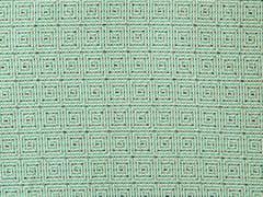 Tessuto in cotone con motivi graficiCAPRI - ALDECO, INTERIOR FABRICS