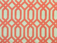 Tessuto da tappezzeria con motivi graficiTRELLIS ADDICTION - ALDECO, INTERIOR FABRICS
