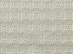 Tessuto da tappezzeria con motivi graficiENDLESSTIME - ALDECO, INTERIOR FABRICS