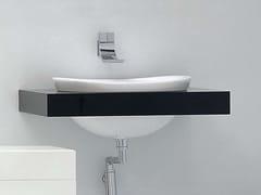Piano lavabo singolo IO | Piano lavabo singolo - Io