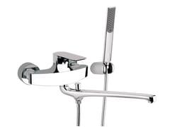 Miscelatore per vasca a 2 fori con doccetta INFINITY | Miscelatore per vasca con doccetta - Infinity