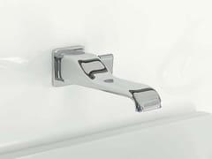 Miscelatore per lavabo a muro NOKE' | Miscelatore per lavabo a muro - Noke'