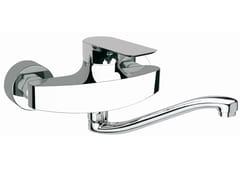 Miscelatore da cucina a muro con bocca girevole INFINITY | Miscelatore da cucina a muro - Infinity