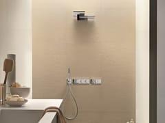 Rubinetto per doccia con piastra MILANO - D213A/7313B - Milano