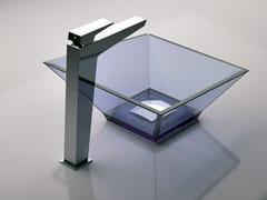 Miscelatore monocomando per lavabo alto senza scarico SPEED | Miscelatore per lavabo senza scarico - Speed