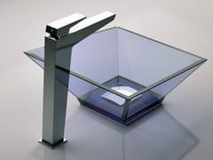 Miscelatore monocomando per lavabo alto con click-clack SPEED | Miscelatore per lavabo - Speed