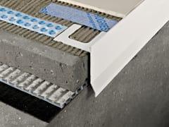 Profilo e scossalina per impermeabilizzazione in alluminio PROTERRACE PCG | Profilo e scossalina per impermeabilizzazione in alluminio - Proterrace