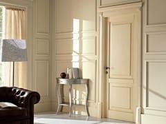 Porta a battente laccata in legno massello 110 E LODE | Porta laccata - Classico