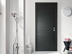 Porta a battente laccata in frassino GDESIGNER | Porta laccata - Design