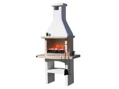 BarbecueTOUAREG - MCZ GROUP