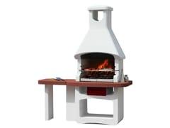 Barbecue a carbonellaGRANADA - MCZ GROUP