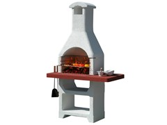 Barbecue a carbonellaMARTINICA - MCZ GROUP
