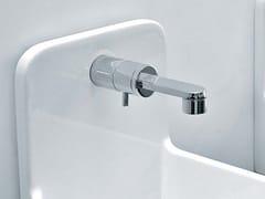 Miscelatore per lavabo a muro monoforo ONE | Rubinetto per lavabo monocomando - One