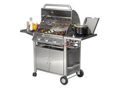 Barbecue a gasTEXAS 3 - MCZ GROUP