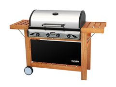 Barbecue a gasPROFY 4 - MCZ GROUP