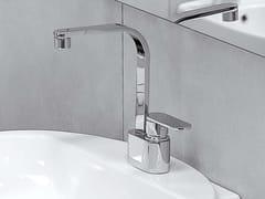 Miscelatore per lavabo da piano monoforo ONE | Miscelatore per lavabo monoforo - One