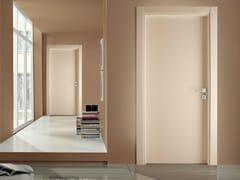 Porta a battente laccata in laminato XONDA | Porta laccata - Neo-Classico