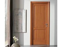 Porta a battente in laminato PIRAMIDE | Porta in ciliegio - Neo-Classico