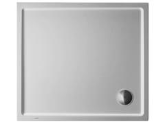 Piatto doccia rettangolare in acrilico STARCK | 100 x 90 - Starck