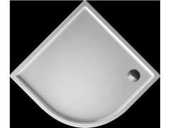 Piatto doccia in acrilico STARCK | 100 x 100 - Starck