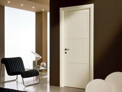Porta a battente laccata in laminato GENIA | Porta laccata - Neo-Classico