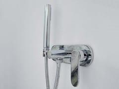 Miscelatore per doccia con doccetta ONE | Miscelatore per doccia con doccetta - One