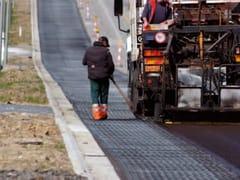 Leon Bekaert, MESH TRACK® Rete di sottofondo per pavimentazione