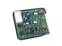 Ricevente ad innesto 1 canaleRP 868 SLH | Automazione per cancelli - FAAC SOC. UNIPERSONALE