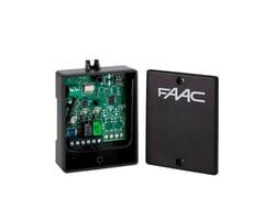 Ricevente esterna bicanale/quadricanale per cancelliXR2 / XR4 | Automazione per cancelli - FAAC SOC. UNIPERSONALE