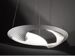 Lampada a sospensione a luce indirettaSESTESSA CABRIO LED - CINI&NILS