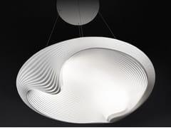 Lampada a sospensione a luce indirettaSESTESSA SOSPESA LED - CINI&NILS