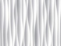 Marotte, THALWEG DESIGN Pannello con effetti tridimensionali in MDF