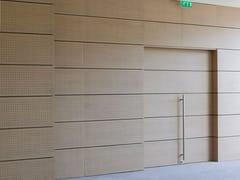 Pannello di rivestimento in laminatoPRESTIGE D'OBERFLEX   Pannello di rivestimento - OBER SURFACES