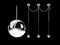 Lampada a sospensione in metalloCONVIVIO NEW LED SOPRATAVOLO MULTIPLA - CINI&NILS