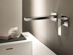 Miscelatore per lavabo a 2 fori a muro MINT | Miscelatore per lavabo a muro - Mint