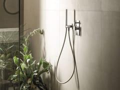 Miscelatore per doccia con deviatore con doccetta MINT | Miscelatore per doccia con doccetta - Mint