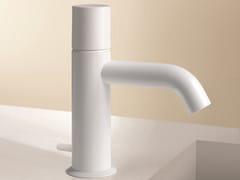 Miscelatore per lavabo da piano monoforo verniciato NOSTROMO - 2604 | Miscelatore per lavabo verniciato - Nostromo