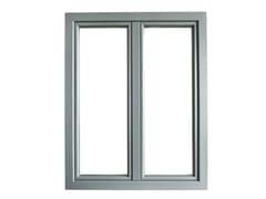 Finestra a battente in alluminio e legnoETERNA | Finestra - BG LEGNO