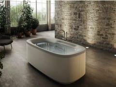 Vasca da bagno centro stanza idromassaggio MUSE | Vasca da bagno centro stanza - J-Sha