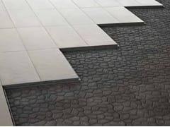Pavimento autoposante in materiali ceramiciARSRATIO - CASALGRANDE PADANA
