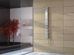 Colonna doccia multifunzione con doccetta con idromassaggioSKIN - JACUZZI® EUROPE