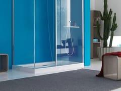 Piatto doccia rettangolare in acrilico design START! 90 | Piatto doccia rettangolare - Start!