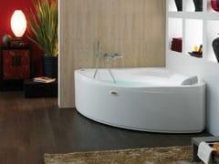 Vasca Da Bagno Angolare : Vasca angolare con doccia