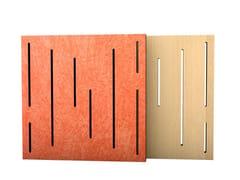 Pannello decorativo acustico in MDF VARI PANEL PRO - Vari Panel