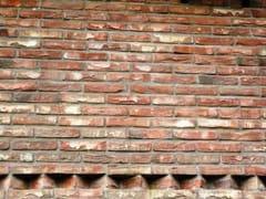 Mattone in laterizio per muratura facciavistaMATTONE BRONZINO - FORNACE FONTI